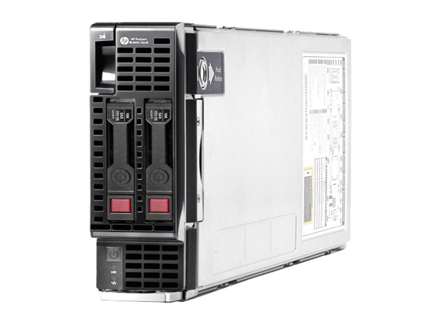 Сервер HP PROLIANT BL460C GEN8 724082-B21