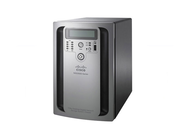 Системы хранения данных CISCO SMALL BUSINESS NSS3100 NETWORK STORAGE SYSTEM
