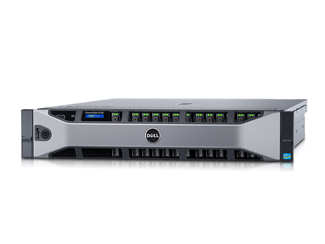 Сервер DELL POWEREDGE R730 210-ACXU-083