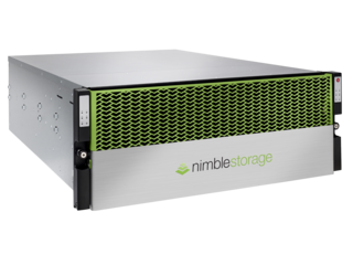 Флеш-массив HPE NIMBLE STORAGE ADAPTIVE FLASH ARRAYS Q8B55A