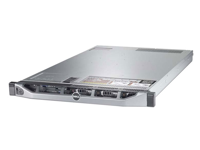 Сервер DELL POWEREDGE R620 PER620-39681-02