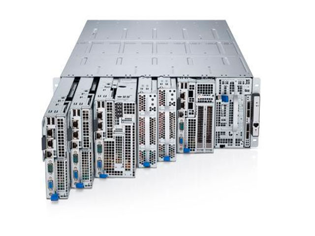 Шасси DELL POWEREDGE C8000