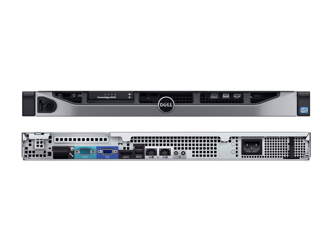 Сервер DELL POWEREDGE R220 210-ACIC-020