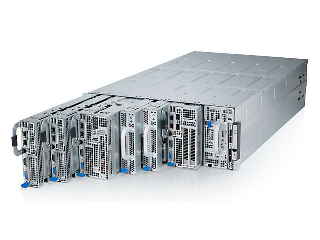 Сервер DELL POWEREDGE C8000XD