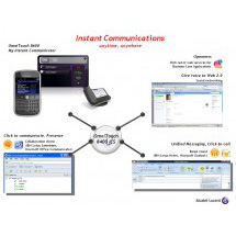 Alcatel-Lucent OmniTouch 8400 Instant Communications Suite