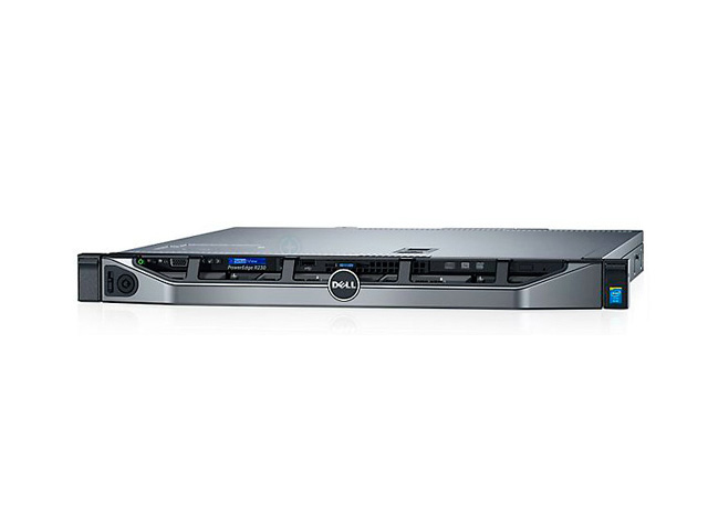 Сервер DELL POWEREDGE R230 210-AQQE-2