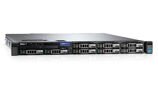 Сервер DELL POWEREDGE R430 210-ADLO-056