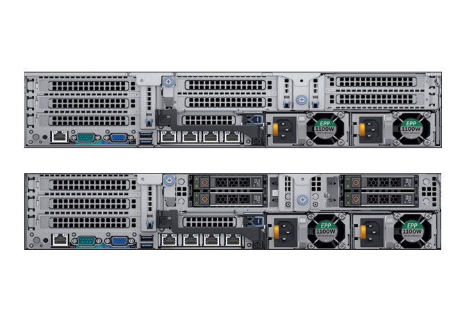 Сервер DELL EMC POWEREDGE R740XD 210-AKZR-301