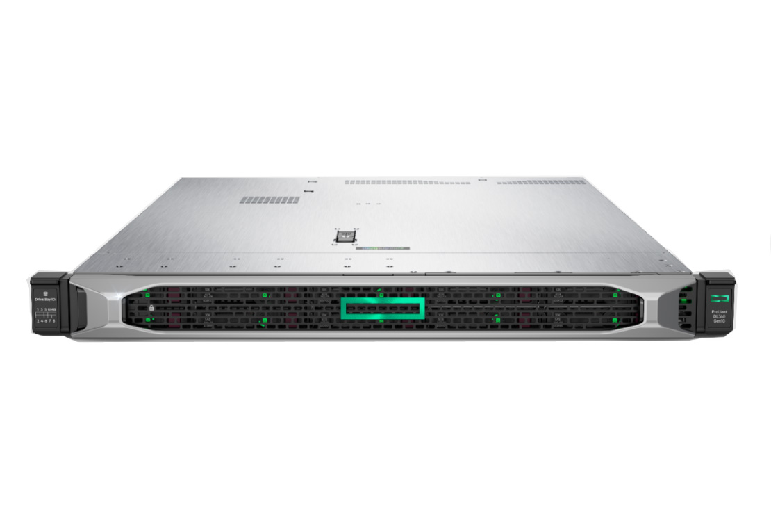 Сервер HPE PROLIANT DL360 GEN10 P19176-B21